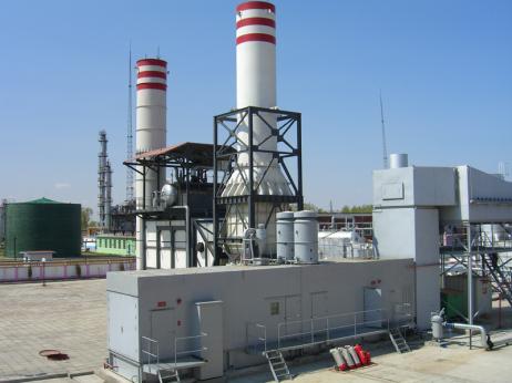 燃气轮机发电机组_AGT-12燃气轮机_中国航发燃气轮机有限公司