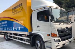 中港吨车3吨车